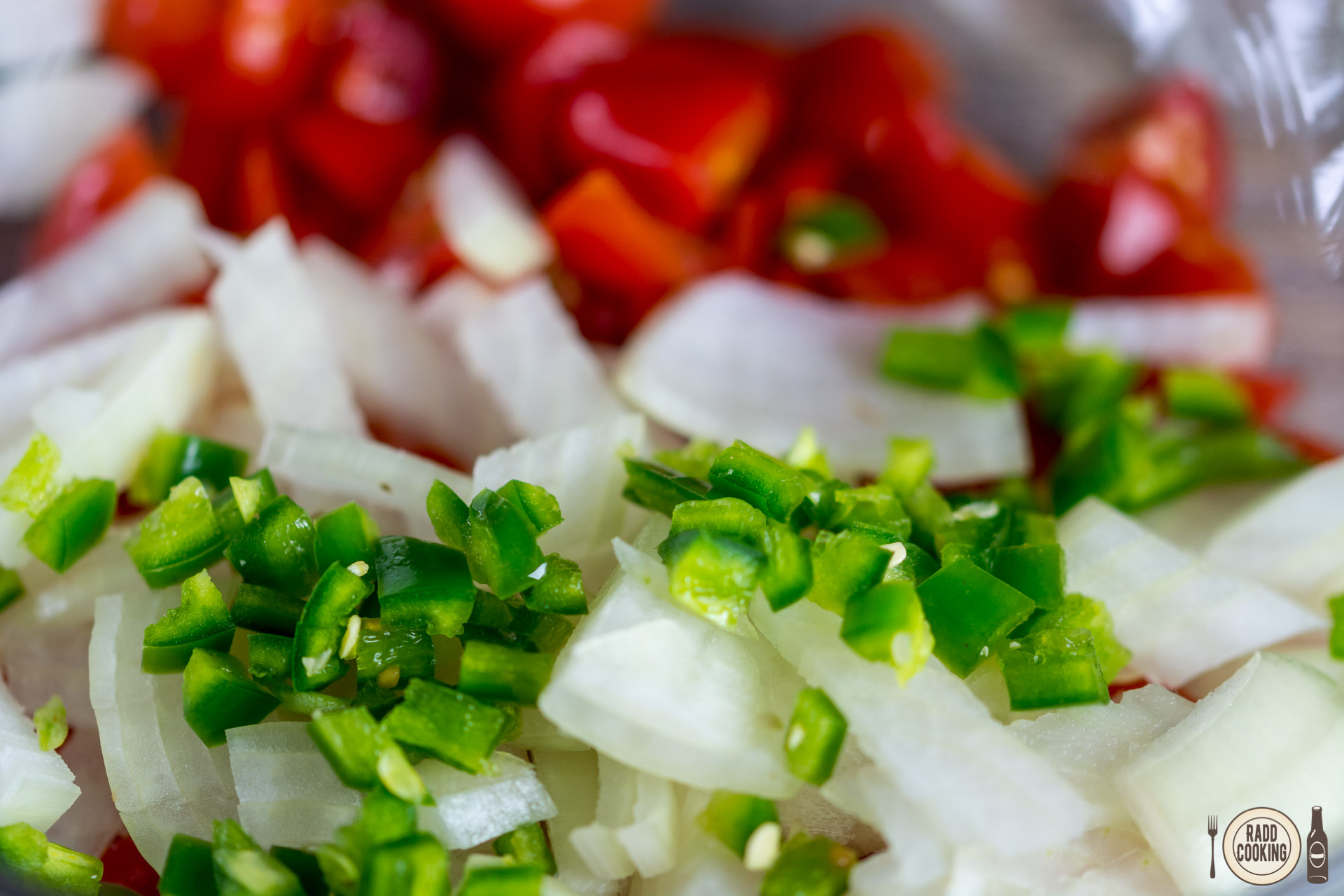 ... Papa Salada) with Gose Ají (Colombian-Style Tomato and Onion Salsa