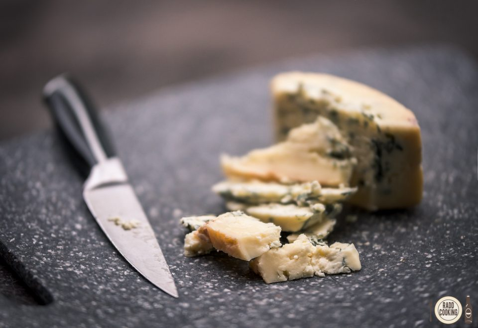 La Peral Blue Cheese sliced